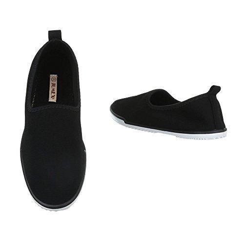 Ital-Design - Tobillo bajo Mujer negro
