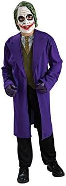 DISBACANAL Disfraz The Joker para niño - -, 8-10 años: Amazon.es ...