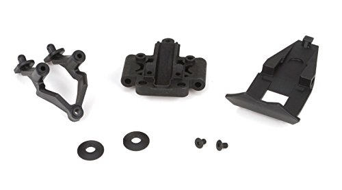(Team Losi Racing Front Pivot, Bumper & Wing Stay: 22-4, TLR231022)
