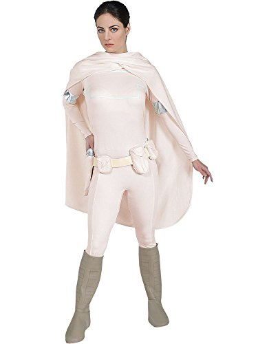 Padme Costume Girls (Deluxe Padme Amidala Adult Costume - Small)