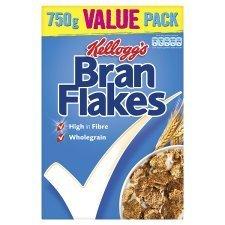 Kellogg's Bran Flakes 750G ()