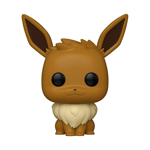Funko Pop Games Pokemon™ - Eevee Vinyl Figure #46779