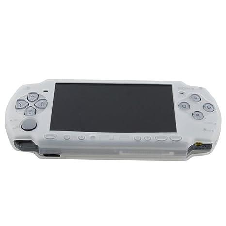 Nuevo SOFT Silicona Funda Carcasa Para Sony PSP 3000 2000 ...