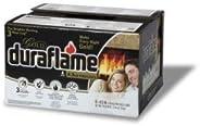 Duraflame 4.5 lb Gold Firelogs, 12-Pack Value Bundle