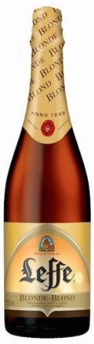Abbey Ale - Leffe Blonde Belgian Abbey Ale Beer Tap Handle