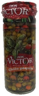 Don Victor Piquin Peppers, 4.75 Ounce