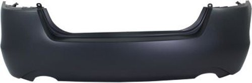 2013 altima rear bumper cover - 1