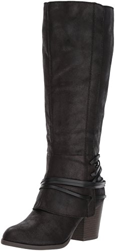 Black Calf Western Boot - 2