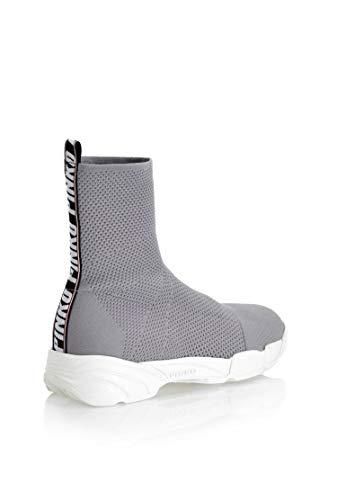 36 Size Grey cod Sneaker Pinko Donna 1H20FQ Sxq0vYq