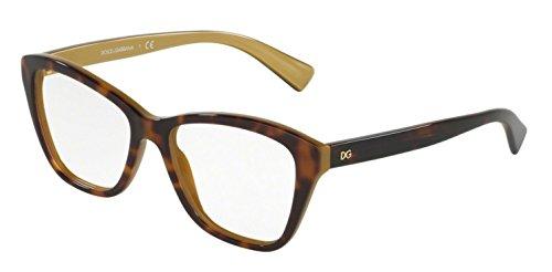 Dolce e Gabbana DG3249 C51 havanna/goldfarben