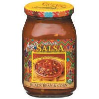 Amys Salsa Blckbn & Corn Gf by Amy's