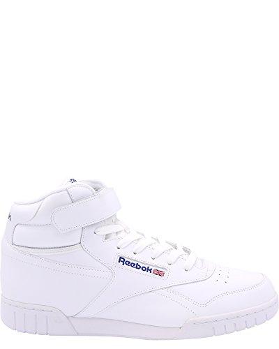 Reebok Men Ex-o-fit Cross Training Shoes (13, WHITE)