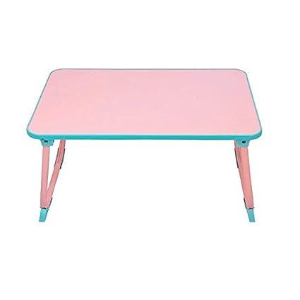 Tavolino Pieghevole Bambini.Tavolo Pieghevole Dormitorio Computer Desk Letto Pieghevole
