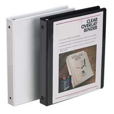 Concealed Rivet View Binder Letter - 6
