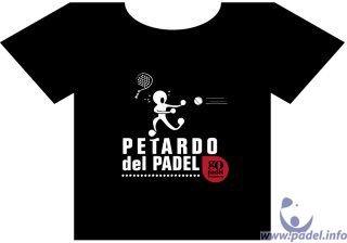 Gopadel - Camiseta go padel petardo del, talla 2xl, color ...