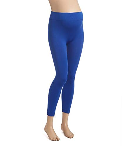 1bc4fb4d68577 Bold N Elegant Blue Warm Fleece Comfortable Maternity wear Legging Thick  Warm Winter Pregnancy Belly Pants