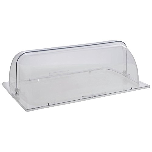 Chafer Cover Full Size Clear Polycarbonate Rolltop- 21