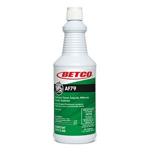 Betco, Af79 Acid Free Bathroom Cleaner, and Disinfectant 12/32 Ounces