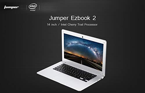 ジャンパーEzbook 2ラップトップ14.0 '' LED FHDウルトラブックノートブックWindows 10インテルチェリートレイルX5 Z8350クアッドコア4GB 64GBノートブック   B07L7N7DQ4