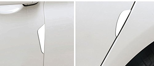 Door Gell 3D Protection Side Edge Anti-scratch Guard Protector Trim - for all type of car (4pcs. in pack) - To Plastic In Scratches How Fix