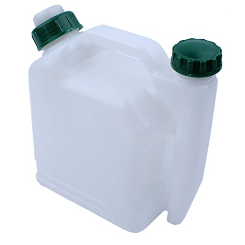 1.0L 1L Gas Pertrol Fuel Oil Mix Mixing Bottle Gasoline Chainsaw Trimmer 25:1/50:1/40:1/20:1