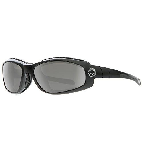 Harley-Davidson Sunglasses HDSZ 809 BLK-3 3802c3d8deb