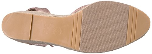 Papell Sandal Adrianna Women Blush Penny Espadrille Wedge dnCX0xwqX