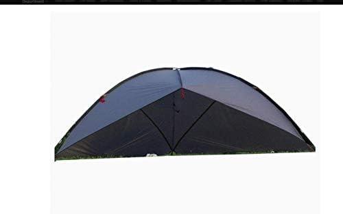Triángulo Carpa de la Pantalla Del Cielo Al Aire Libre Aumento de la Tela Camping Playa Césped Hoguera 8-10 Personas Familia Pérgola Tienda de Gran Tamaño,E,UNA: Amazon.es: Bricolaje y herramientas