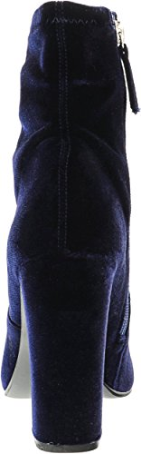 Top Echo Steve Boot Velvet High Madden Navy Women's IAxzBf