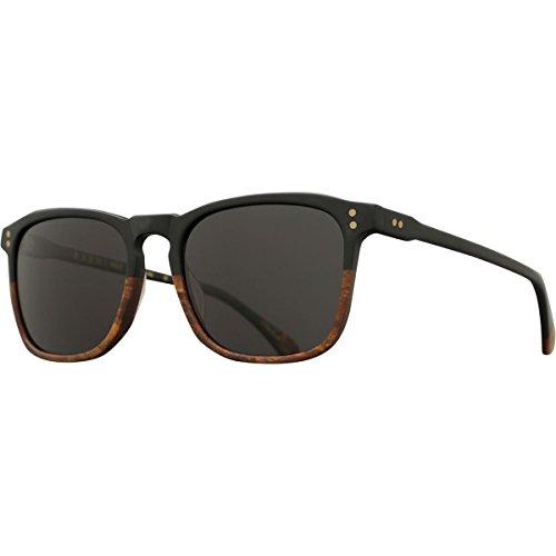 RAEN optics Wiley Polarized Sunglasses Burlwood/Black Polarized, One Size ()