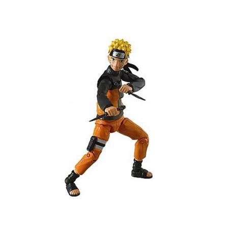 10 Naruto Action Figure (Naruto Shippuden 4 Inch Series 1 Action Figure Naruto)