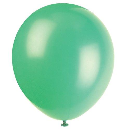 Latex Emerald Green Balloons 72ct