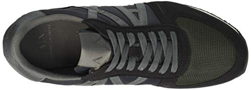 Armani Exchange Running Retro Black Men X Black A OAWcqTxFwx