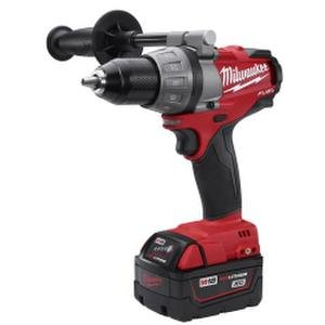 Milwaukee 2703-22 XC M18 Fuel Brushless 1/2-Inch Drill/Driver 18v 4.0aH Review