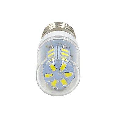 Bombilla, E14 4 W 420 lm 3000K - SMD Luces LED 6000K 24 x galería de símbolos blanco o luz blanca bombilla del maíz (AC 220-240v) (conector: E14, ...