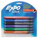 EXPO Click Retractable Dry Erase Markers A3 SO12