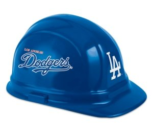 Los Angeles Dodgers Hard Hat by Wincraft
