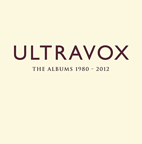 Ultravox - The Albums 1980-2012 [9CD Box Set] (2013) [CD FLAC] Download