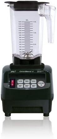 JTC TM-800A - Licuadora multifunción, color negro (material acero ...