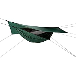 Hennessy Hammock – Safari Deluxe Classic XXL – Our Largest, Strongest and Roomiest Camping and Survival Shelters