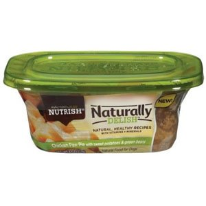 Rachael Ray Nutrish Naturally Delish Chicken Paw Pie - 8x8oz