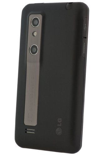 LG Thrill Optimus 3D P920 Unlocked Android Cell Phone - International Warranty - Black