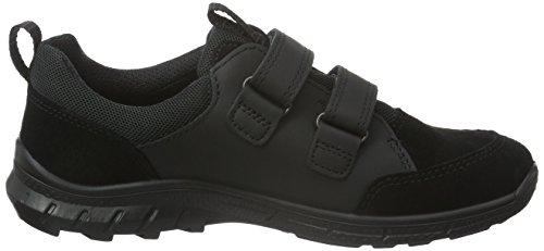 ECCO Biom Trail Kids, Zapatillas de Deporte Exterior Unisex Niños Negro (BLACK/BLACK51052)
