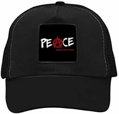 f224169e3b9 RedRoo Baseball Cap Dark Anarchy Funny Snapback Trucker Hat Adjustable Dad  Hat for Men   Women