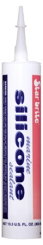 Star brite Marine Silicone Sealant White 10.3 ()