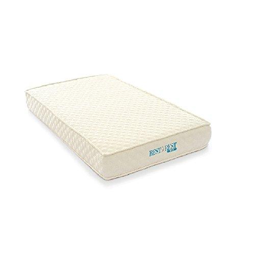 BestRest Replacement Velour Hypoallergenic Waterproof Mattress Protector for 7 Inch Deep Mattress, Full by BestRest