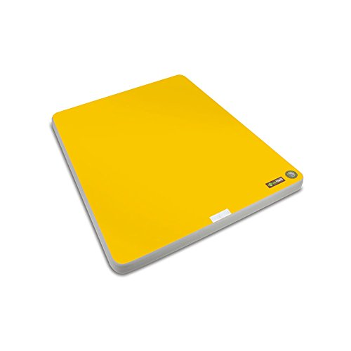 Air Force ECO-Friendly Camping Air Mat/Yellow, Thickness 5.91inch x Width 6.56ft x Length 3.28ft ()