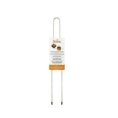 SPILLONE Inox per PANETTONE E Colomba 50 CM 1