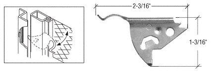 CRL Andersen Knife Latch - Package