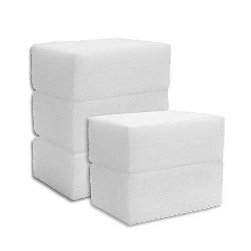 Elite Screens 5 Pack Dry Erase Board High Density Erasers, ZER4